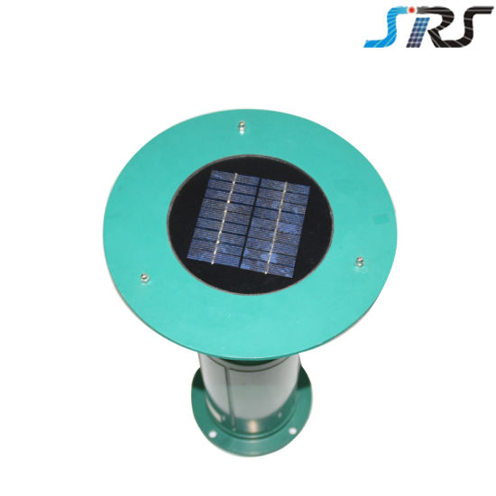 Hot Selling Newest Design Low Carbon Solar Decoration Garden Light in Green pictures & photos
