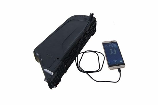 Down Tube Type 36V 13ah Lithium Ebike Battery with Charger pictures & photos