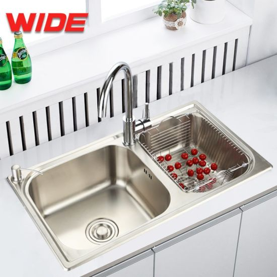 China undermount double bowl stainless steel sink kitchen sink undermount double bowl stainless steel sink kitchen sink wash basin workwithnaturefo