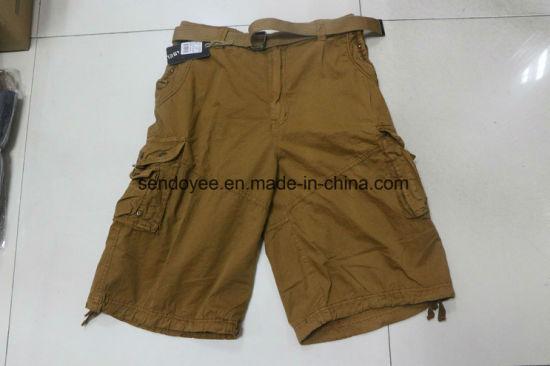 3fcacbfa7a China 2019 Cotton Cargo Shorts - China Mens Pants, Wearproof