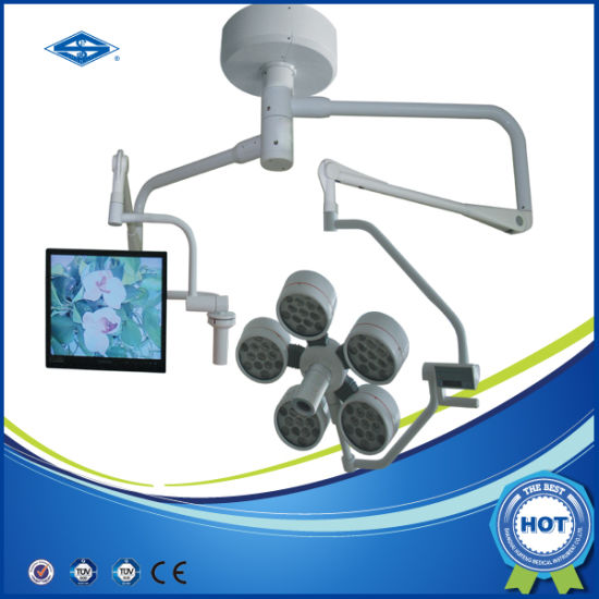 CE LED Shadowless Vet Surgical Lamp (YD02-LED3+3) pictures & photos