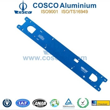 Aluminum Extrusion for Faceplate Panel for Electronics pictures & photos