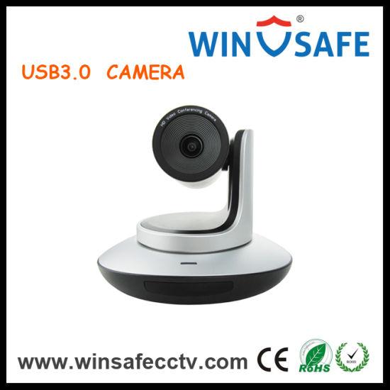 12MP Sensor USB 3.0 Conference Video PTZ Camera