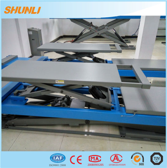 Car Lift Hydraulic with Ce Approval pictures & photos