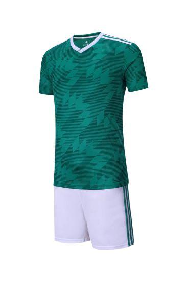 2bb0fd9c0 China 2018 Germany Away Green Soccer Jerseys - China Green Soccer ...