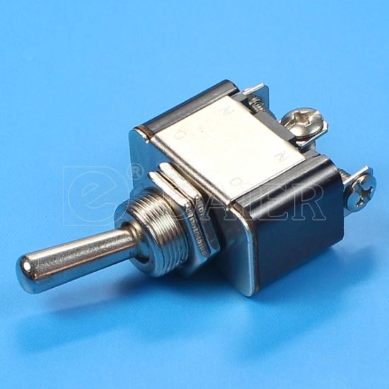 on off 2-Way 12V Toggle Switch (KN3(A)-101MP) pictures & photos