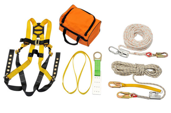 Full Body Harness (JE135005C+JE3210) Ce ANSI pictures & photos