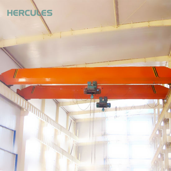 Workshop Used Bridge Crane 10t Overhead Crane pictures & photos