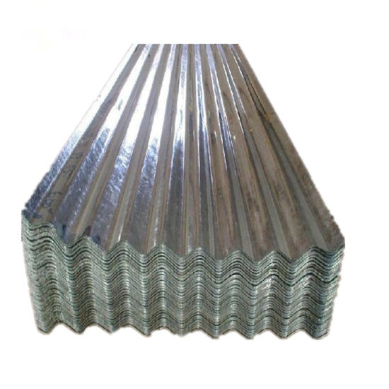 Wholesale Gi Galvanized Corrugated Steel Sheet Roofing Sheet