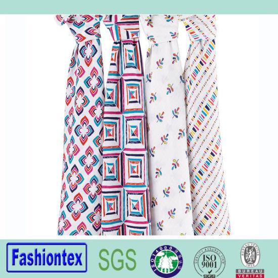 Wholesales Print 100% Cotton Towel Baby Burp Muslin Cloth