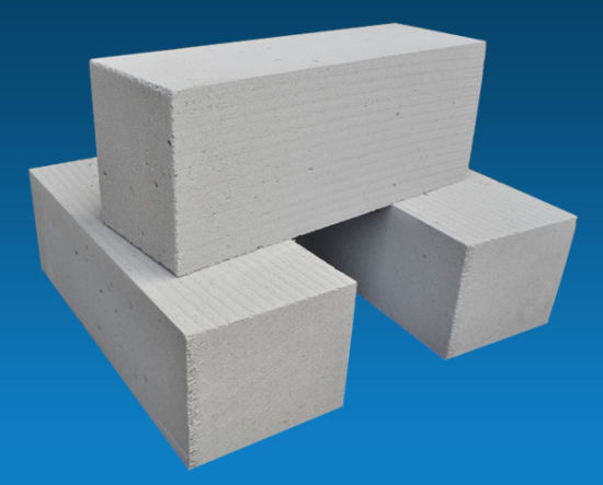 Lightweight AAC (Autoclaved Aerated Concrete) Wall Blocks