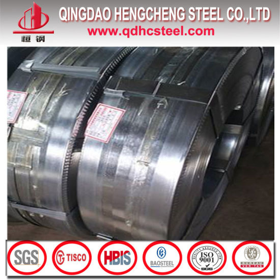 G550 Z275 Cold Rolled Galvanized Steel Strip pictures & photos