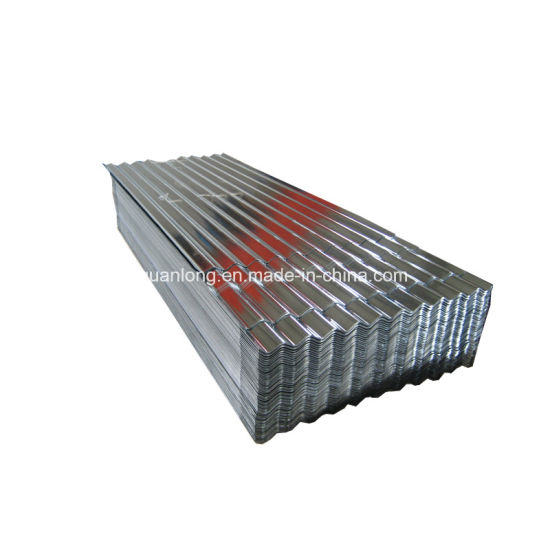 Hot Dipped Z60 Galvanized Corrugated Roofing Sheet