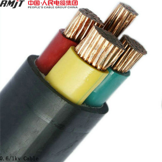 Copper Conductor XLPE Insulation Power Armoured Cable pictures & photos