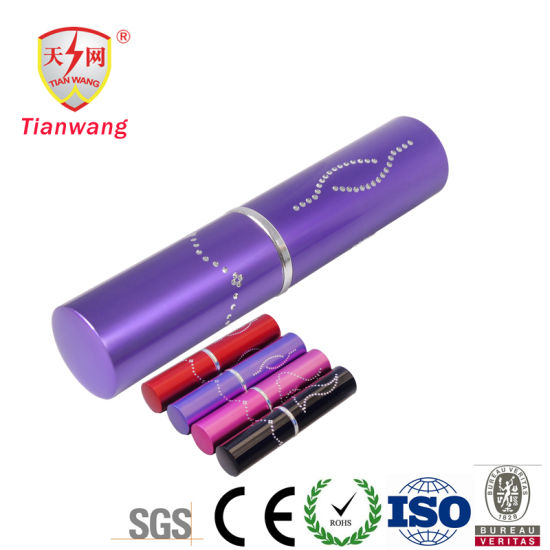 Hot Selling Stun Flashlight Lamp Tazer (TW 328) pictures & photos