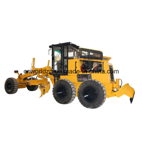 16 Ton Grader with Middle Scraper pictures & photos