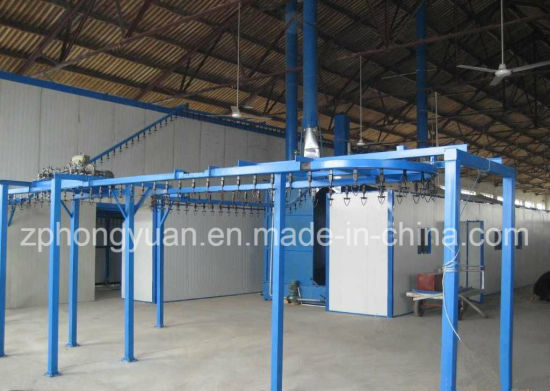 Customized Powder Coating Production Line for Sale