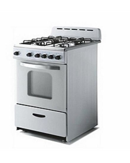 4 Burner Free Standing Gas Cooker with UL for USA