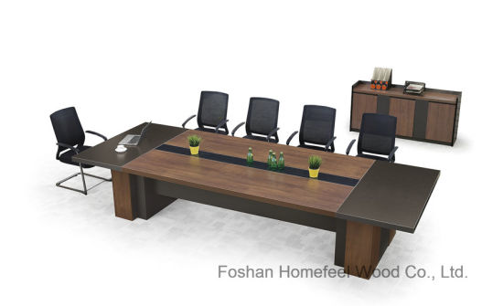 China High End Conference Meeting Table Wooden Office Furniture by