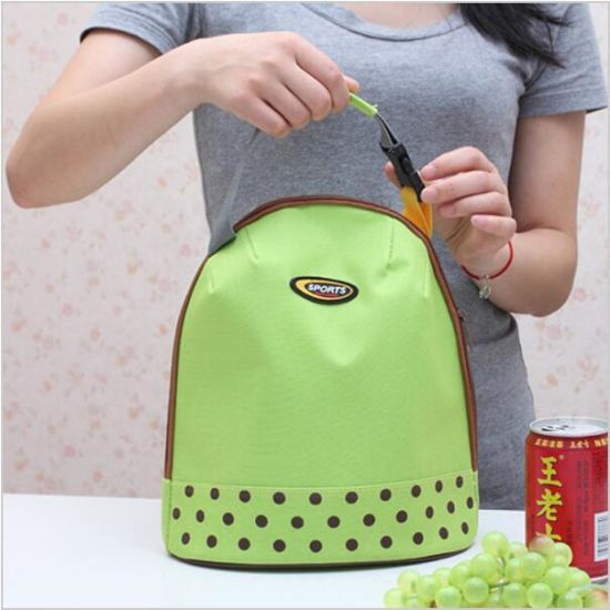 portable Ice Bags Oxford Hand Carry Thickened Cooler Bags Lunch Bag Food Thermal Organizer Bag Outdoor
