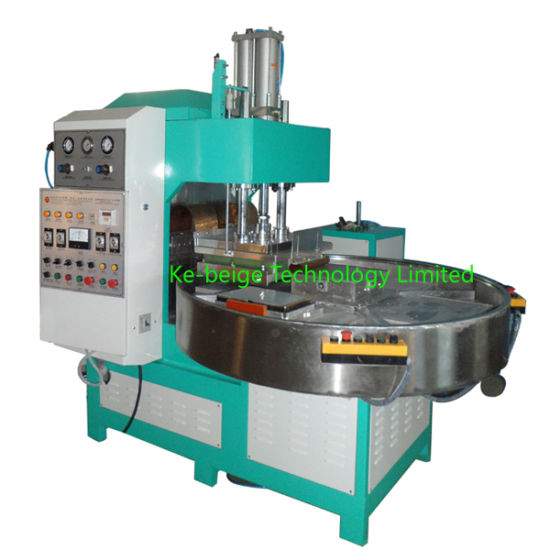 china blister sealing machineturn table h f welder high frequencyblister sealing machineturn table h f welder high frequency plastic welding machine for toothbrush