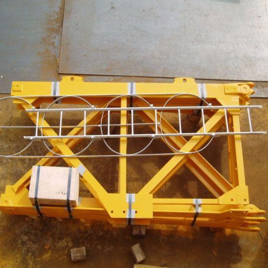 Sym Tower Crane Mast Section for Liebherr/Potain 132hc/ 154hc/120hc