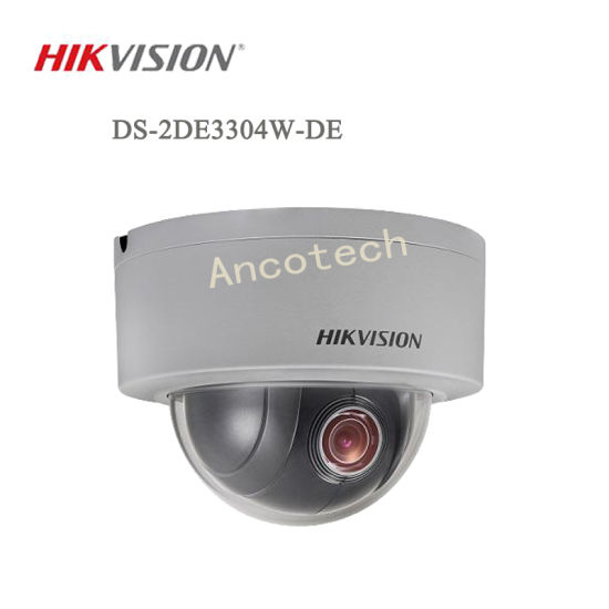 Hikvision DS-1280ZJ-PT6 Junction Box Bracket for DS-2DE3304W-DE Mini PTZ Camera