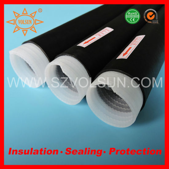 AWG 2 Conductor Insulation 8425 8 Cold Shrink Tube