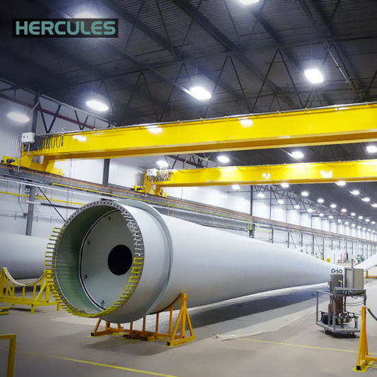 Hercules Single Girder Overhead Traveling Crane pictures & photos