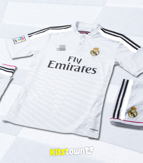 2e963f4a55d 2015 Season White Real Madrid Home and Away Football Jersey Thai Version of  The Service Club