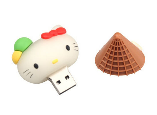 High Speed Cute Hellokitty 4GB 16GB 32GB 64GB Pendrive USB Flash Drive for PC pictures & photos