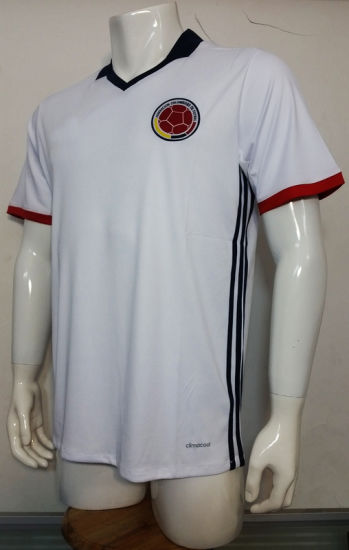 China 2016 2017 Colombia Football Jersey Thailand Quality - China ... 21b1ce6b3