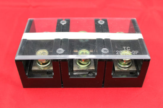 China Factory 200A Terminal Blocks pictures & photos