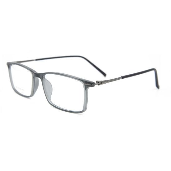 b4339247d261 2018 Factory Custom New Fashion Tr90 Frames Square Light Optical Glasses  Frame for Men. Get Latest Price