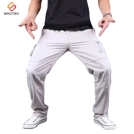 Hot Product Men Cargo Pants Wholesale Trousers Casual Garment for Men