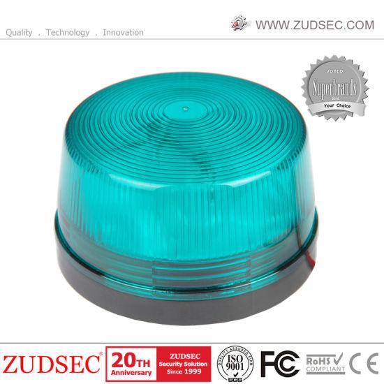 China Wired Alarm Siren, Strobe Light for Indoor Outdoor