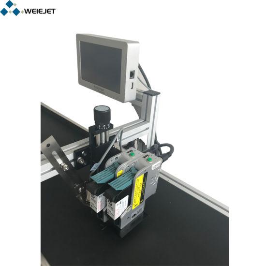 Ec Ink-Jet Printer /Inkjet Printer for Personal Care, Medicine, Cosmetics and Building Material