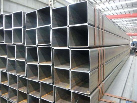 19*19 20*20 25*25 30*30 40*40mm Ms Mild Galvanized Square Steel Pipe