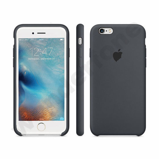 Best Quality iPhone Original Silicone Mobile Cell Phone Case Cover