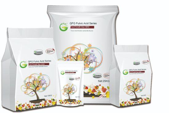 2018 Best Price 80% Humate Potassium Organic Acid Humic Acid Leonardite Extract