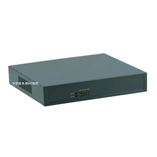 China 4 RJ45 LAN Intel J1900 Pfsense Mini Firewall PC