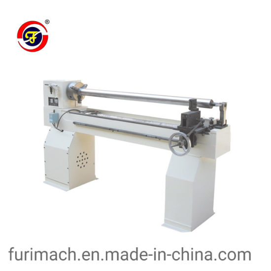 Vinyl Roll Slitting Machine with CE pictures & photos