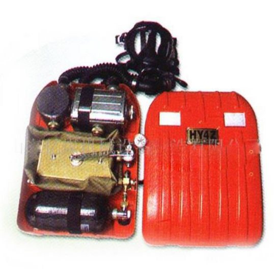 Portable Oxygen Respirator Emergency Breathing Apparatus Set
