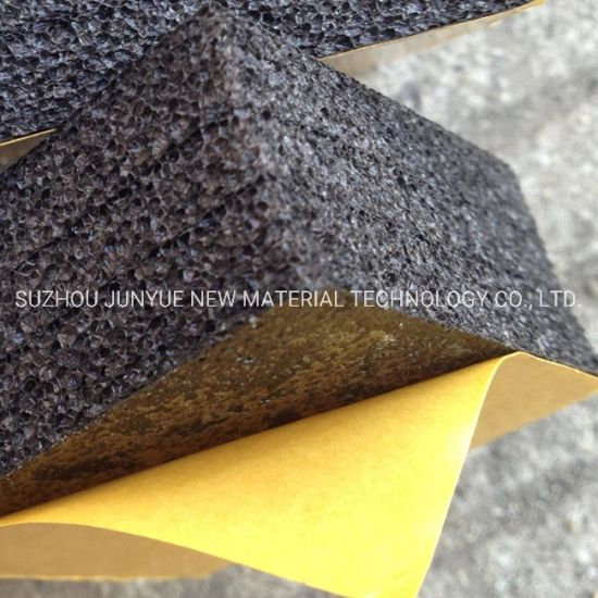 4mm aluminum Foil XPE Foam Adhesive Building and Pipe Heat Insulation pictures & photos