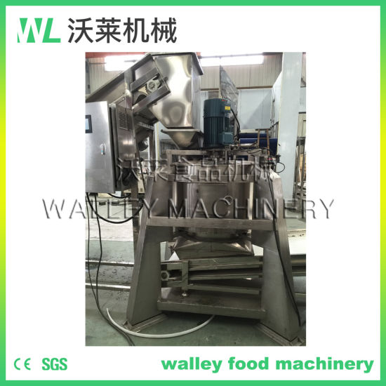 Continuous Fruit and Vegetable Centrifugal Hydro Extractor