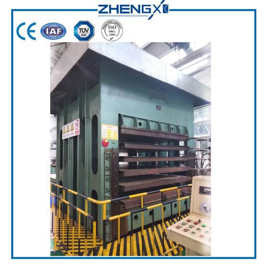 Simple Structure High Pressure Vulcanizing Hydraulic Press Machine