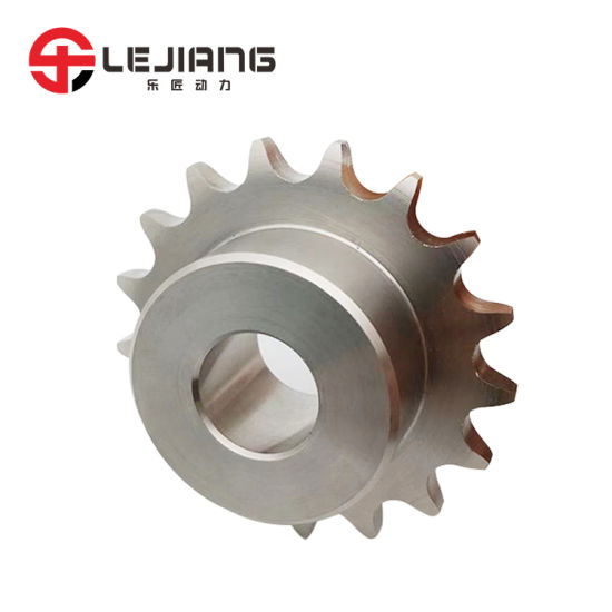 JIS SUS304 Stainless Steel Nonstandard RS40-17t Sprocket for Japan pictures & photos