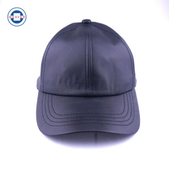 Baseball Cap Leather Cap Sun Hat Hip-Hop Cap Sport Cap Men and Women Cap
