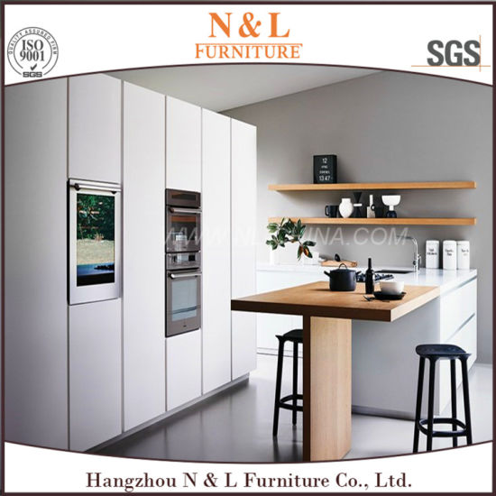 Factory Wholesale Modern Home Furniture Kitchen Cabinet pictures & photos