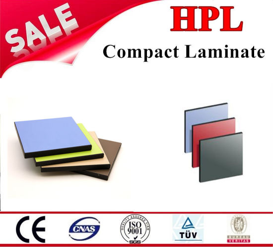 Compact Laminate Panels /6mmhpl pictures & photos